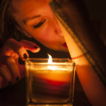 astrology and candle