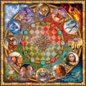 Zodiac 12 Signs