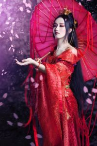 Chinese Lady Astrologist