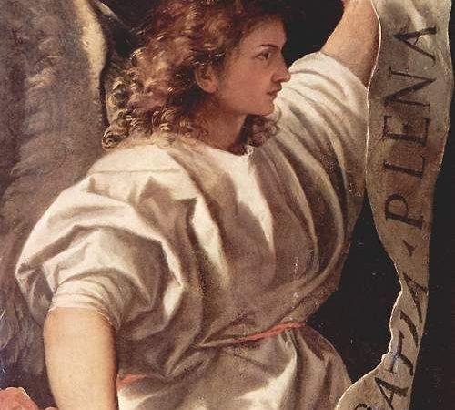Angel of Virgo