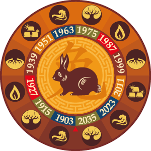 Chinese Year Rabbit