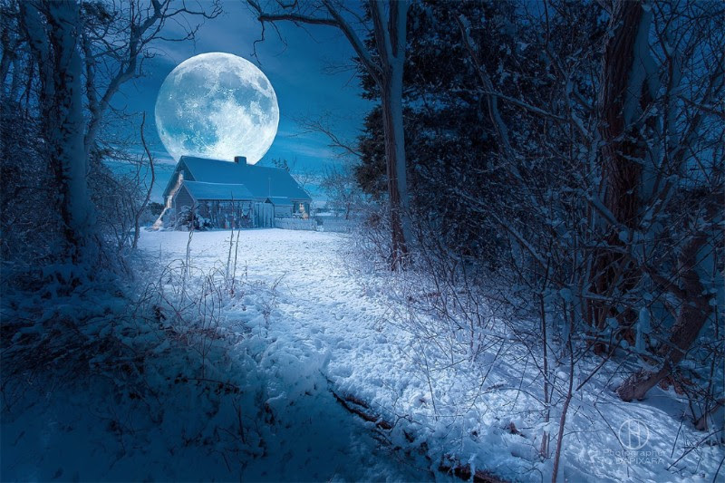 December 12, 2019 - Full Cold Moon
