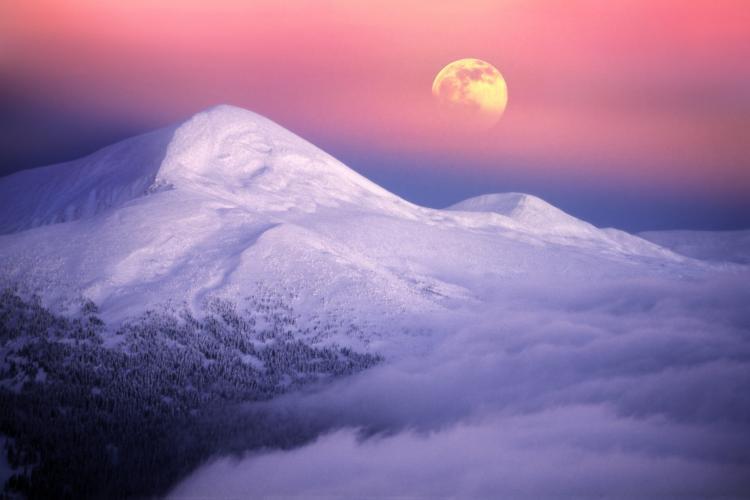 December 12, 2019 - Full Cold Moon