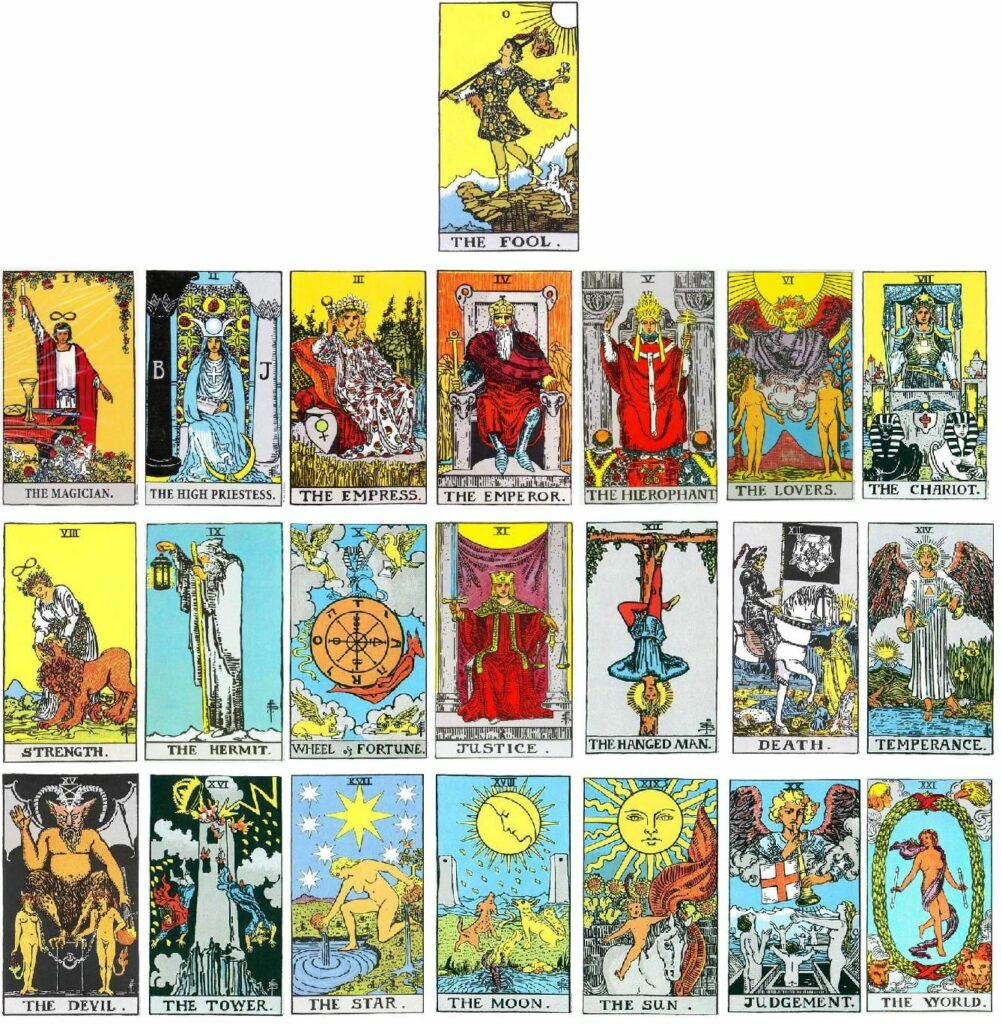 Free Tarot Card Reading