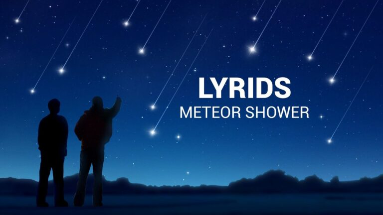 Lyrids Meteor Shower
