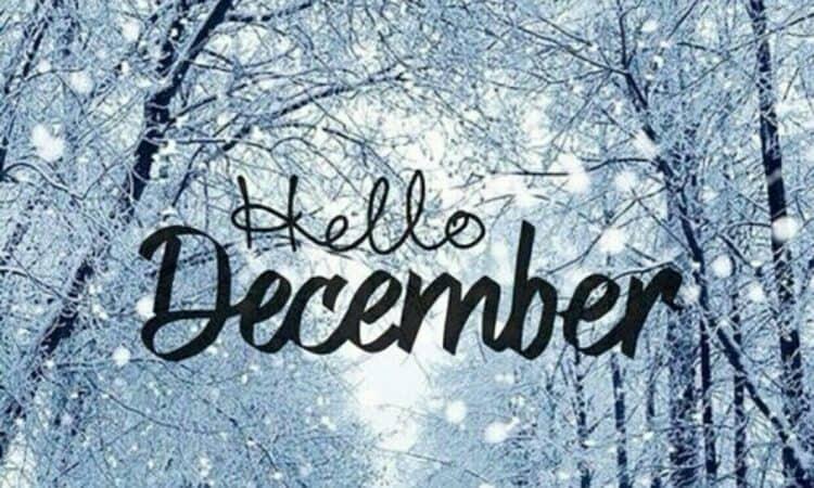 December 2020 Astrological Events