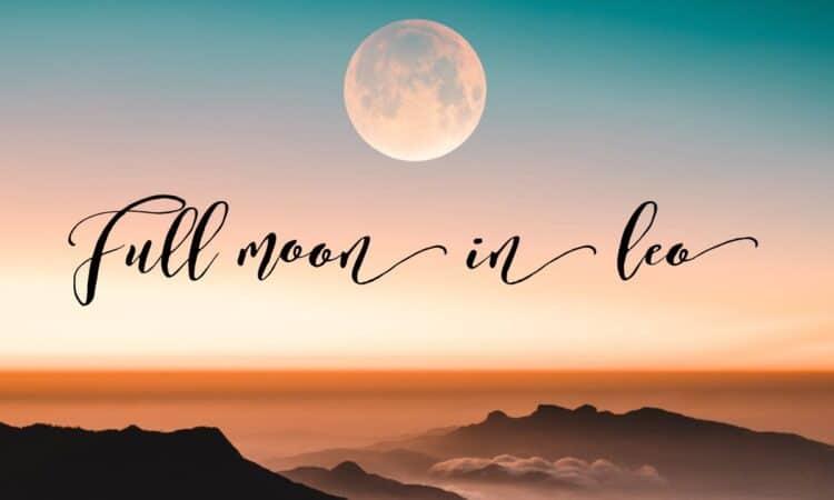 January 28 2021 Full Moon