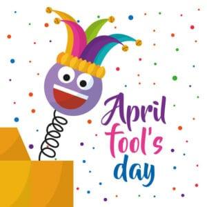 April Fools Day 2021