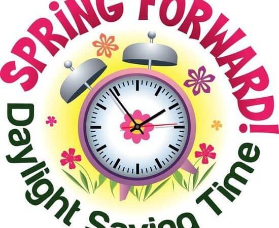 Daylight Savings Time 2021