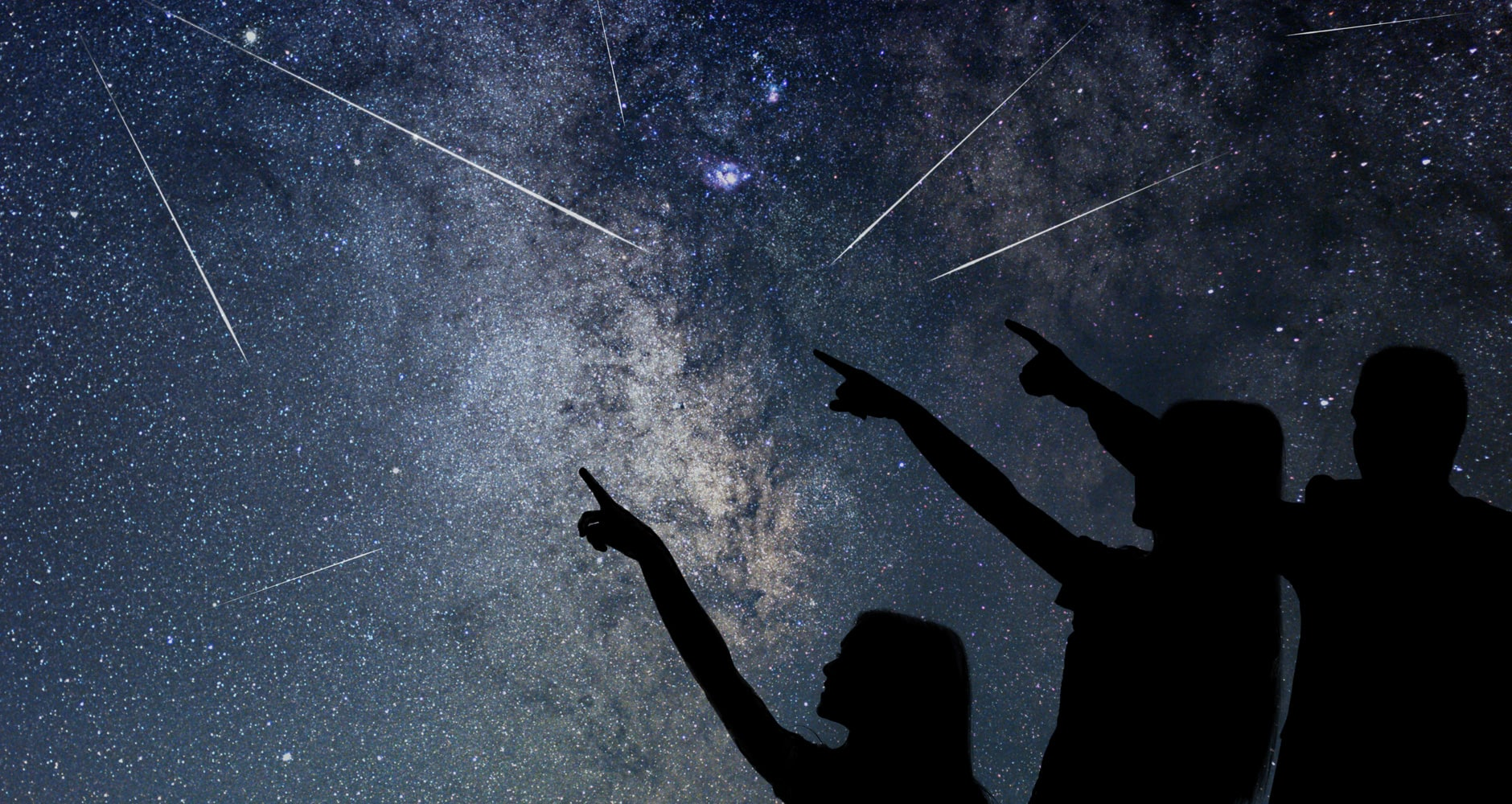 April 22 and 23 2021 Lyrids Meteor Shower