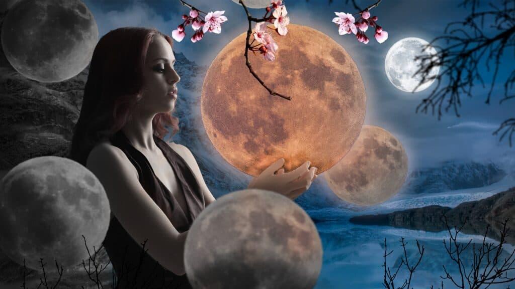 Full Moon May 2021